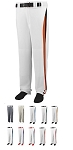 Augusta 14 oz Line Drive Baseball Pants (open bottom) Closeout