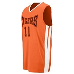 Augusta Triple Double Basketball Jersey-CLOSEOUT