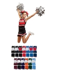 Cheerleading Uniform Cheer Shell and Skirt by Augusta -Pike