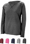 Augusta Ladies French Terry Sweatshirt-CLOSEOUT