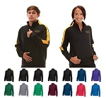 Quarter Zip Pullover Warmup Jacket by Augusta - Medalist
