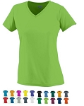 Short Sleeve T-Shirts Ladies/Girls' by Augusta - Wicking