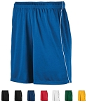 Augusta Wicking Shorts with Piping Closeout
