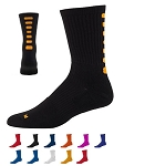 Athletic Crew Socks by Augusta - Color Block