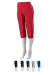 Augusta 14 oz. Low Rise Drive Softball Pant  (elastic cuff)-CLOSEOUT
