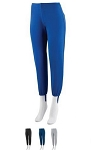Augusta 14 oz. Low Rise Softball Pant (elastic cuff) Closeout