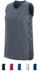 Augusta Fast Break Racerback Jersey Ladies/Girls-CLOSEOUT