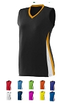 Sleeveless Jerseys by Augusta - Tornado