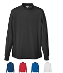 Long Sleeve Shirt by Augusta - Wicking Mock Turtle Neck