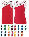 Sleeveless Jerseys by Augusta - Accelerate