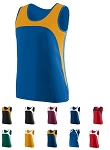Sleeveless Shirts for Women/Girls' by Augusta - Rapid Pace Singlet