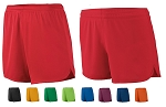 Running Shorts with liner by Augusta -Accelerate Men, Youth, Ladies'
