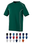 Short Sleeve Jersey by Augusta Winning Streak Crew