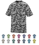 Short Sleeve Jersey by Augusta - Digi Camo Crew Closeout