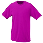 Pink Wicking T-Shirt - NexGen Adult/Youth