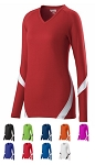Augusta Dig Long Sleeve Jersey-CLOSEOUT