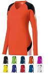 Augusta Set Long Sleeve Volleyball Jersey