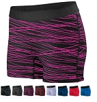 Fitted Spandex Shorts by Augusta - Hyperform