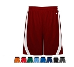 Reversible Basketball Shorts by Badger - B-Slam Men, Boys'