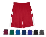 Reversible Basketball Shorts by Alleson - B-Pivot Men, Boys'