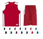 Badger B-Key Basketball Uniforms Tank and Short