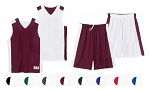Badger B-Power Reversible Basketball Uniforms Jersey and Short Closeout
