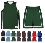 Badger B-Line Reversible Basketball Uniforms Jersey and Short-CLOSEOUT