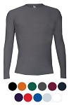 Compression Long Sleeve Crew by Badger - Pro