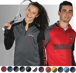 Pullover Long Sleeve with Sun Protection by Badger -1/4 Zip Ultimate Softlock