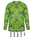 Long Sleeve Shirt by Badger - Digital Camo
