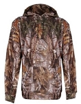 Badger Poly Fleece Force Camo Hoodie Closeout