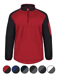 Pullover Long Sleeve by Badger - Field -CLOSEOUT