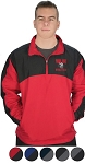 Badger Contender Quarter Zip Pullover