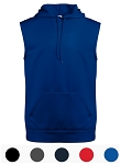 Hoodie by Badger  - Performance Fleece Sleeveless