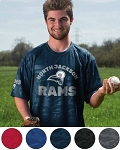 Short Sleeve Jerseys by Badger - Monocam Embossed Tee-CLOSEOUT