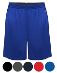 Shorts with Pockets and Sun Protection by Badger - Ultimate Softlock Men, Boys', Ladies'