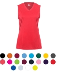 Badger B-Core Ladies/Girls Sleeveless Tee