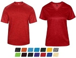 Short Sleeve Tees by Badger - Tonal Blend
