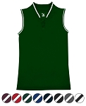 Sleeveless Jerseys by Alleson - Vintage -CLOSEOUT