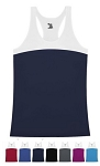 Racerback Tanks for Women by Badger - Double Back