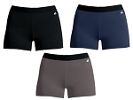 Badger Pro Ladies/Girls Compression Shorts