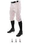 Baseball Pants by Champro - 13 Triple Crown Pinstripe Knicker