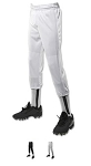 Pull Up Baseball/Softball Pants by Champro - Rookie Value Youth