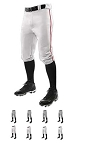 Baseball Pants by Champro - Triple Crown Knicker with Braid