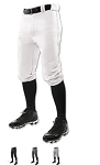 Baseball Pants by Champro - 14 oz. Triple Crown Knicker (elastic cuff)