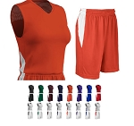 Champro Block Women's Uniforms Jersey and Short