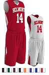 Reversible Basketball Uniforms Jersey and Short by Champro - Pivot