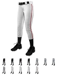 Softball Pants by Champro  w/Braid - Tournament Traditional Low Rise