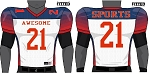 Champro Custom Sublimated Football Jerseys (Game Changer)