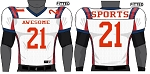 Champro Custom Sublimated Football Jerseys (Tackle)